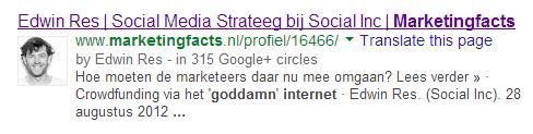 Google Author